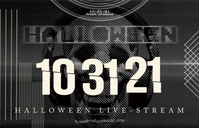 fresh produce halloween live-stream 10-31-21