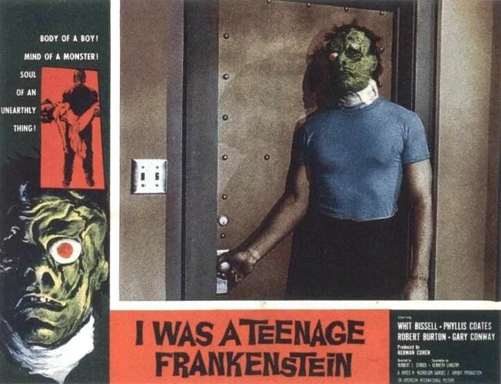 I Was a Teenage Frankenstein (1958) FULL MOVIE 2