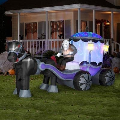 Best Halloween Inflatable Yard Decorations For a Spooky