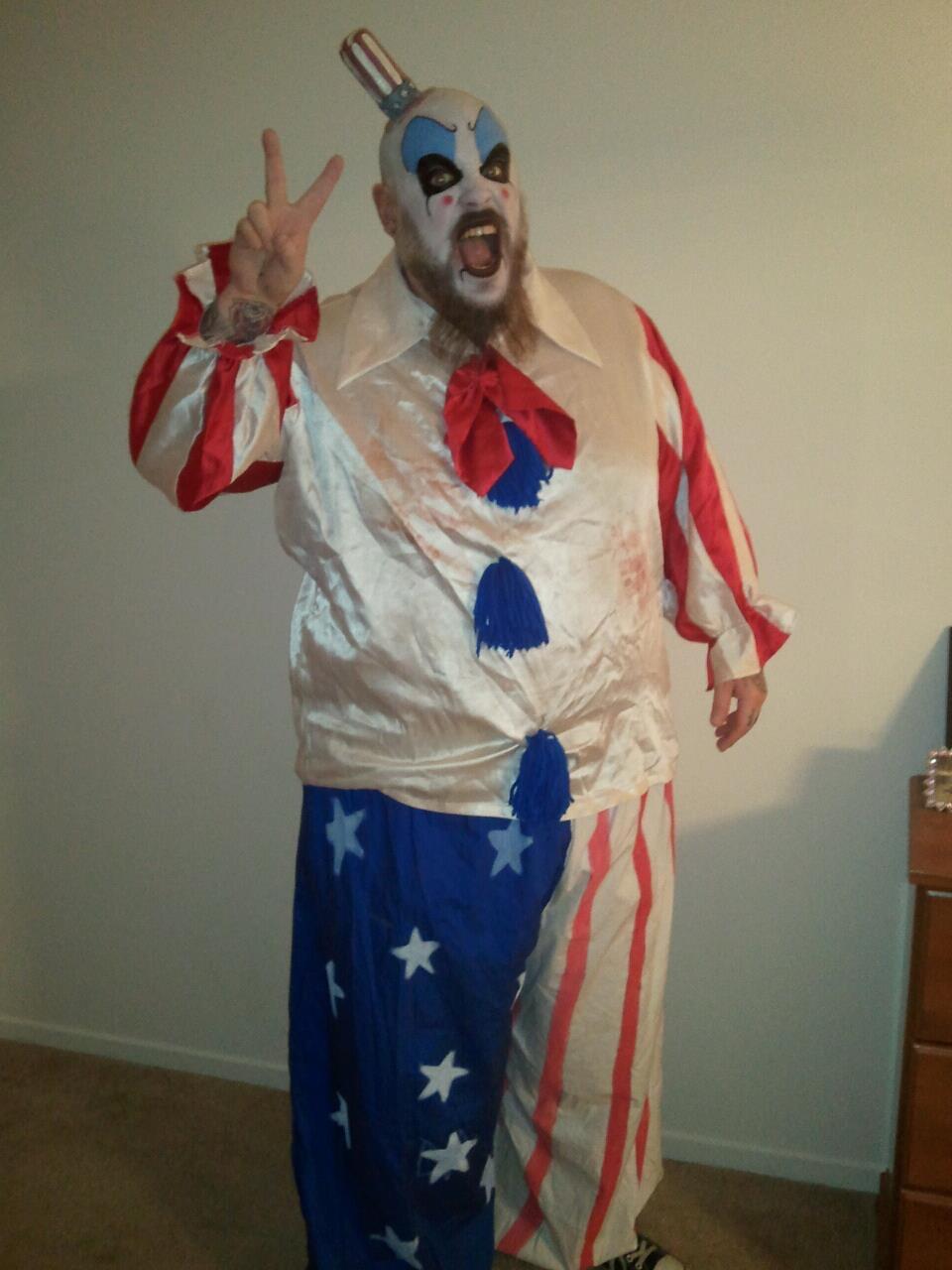 Captain Spaulding  Halloween Love