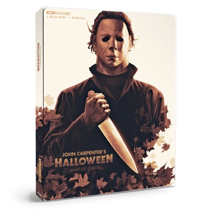 Halloween 2020 On Dvd And Blu Ray Halloween' 4K Limited Edition Steelbook Coming to Best Buy