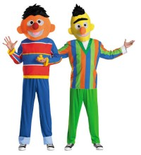 Bert and Ernie Halloween Costumes - Best Costumes for ...