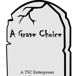 a grave choice logo