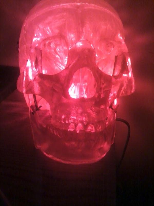 frightmasters skull