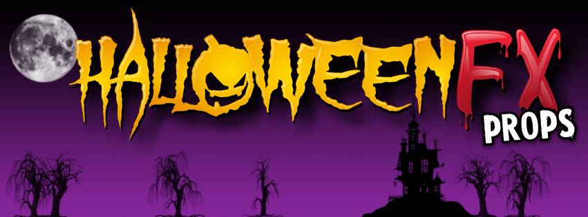 halloween fx props cover