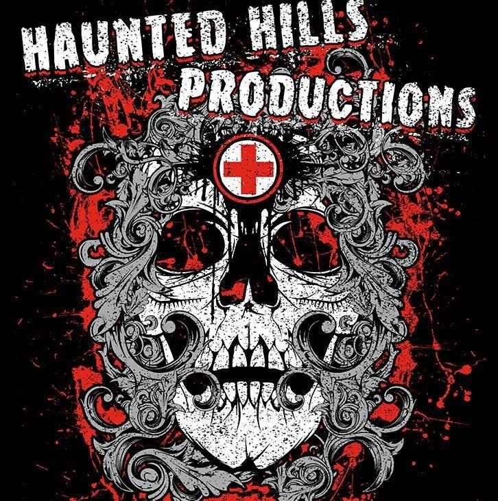 haunted hills productions logo