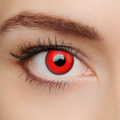my scary eyes halloween costume contact lens