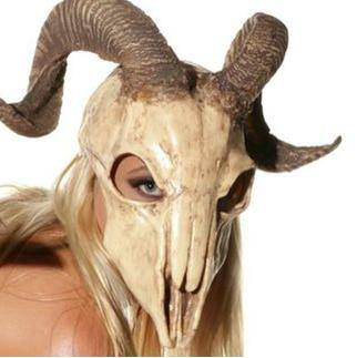 High Noon Creations Animal Bones Mask