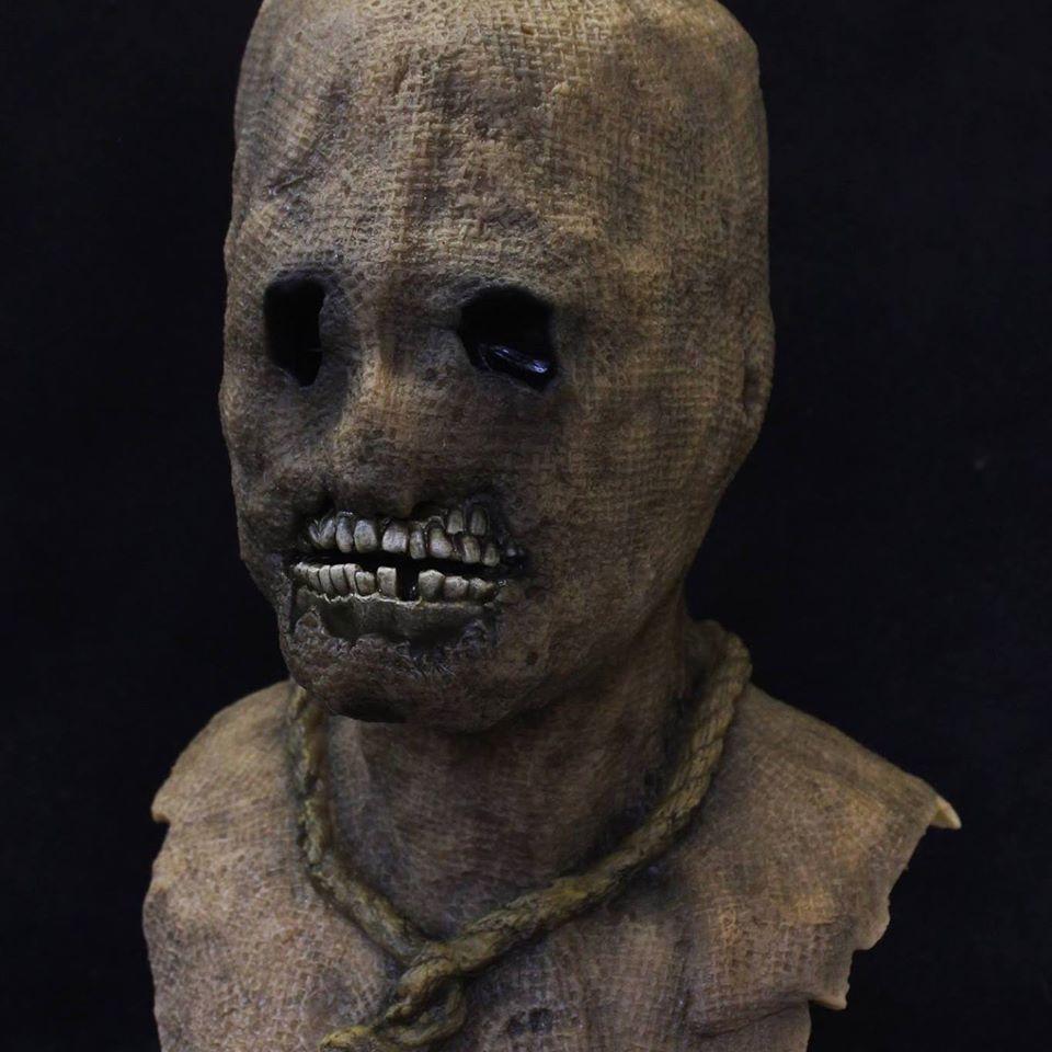Shattered FX Burlap Mask