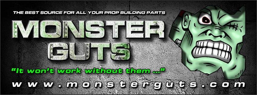 Monster Guts Cover