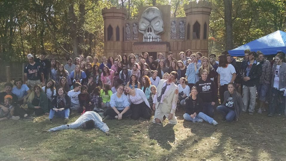 Fear Forest Haunted House and Trail Group