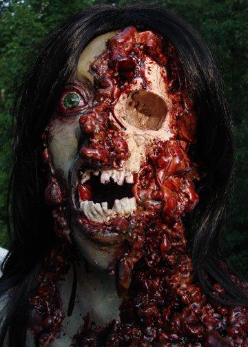 Night Terror Productions Acid Face Mask