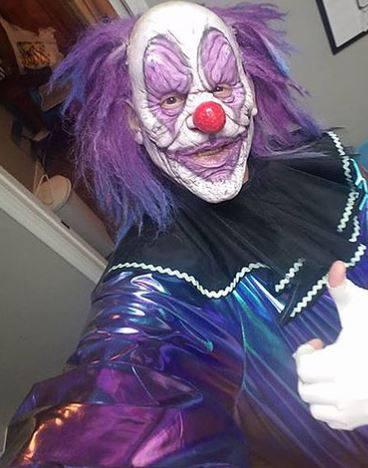Midnight Mayhem Apparel Clown