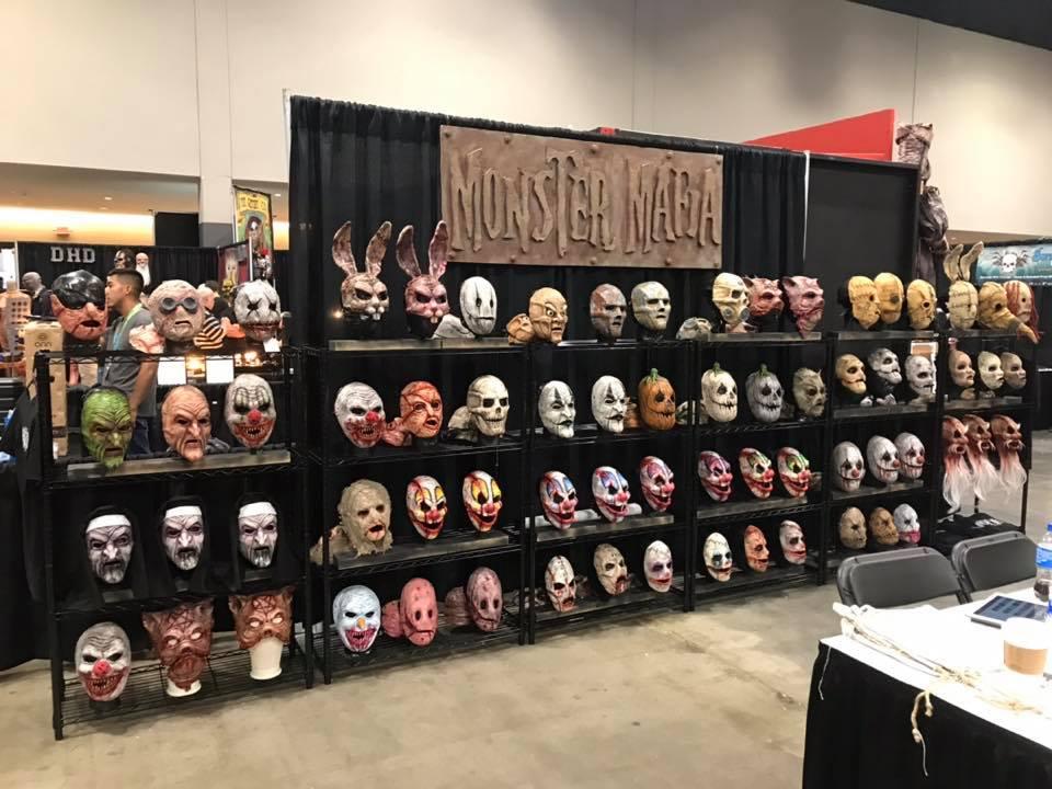 Monster Mafia FX Mask Booth