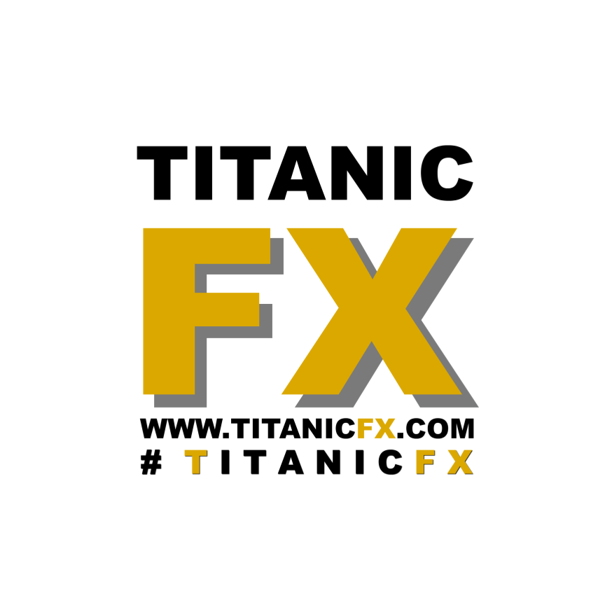 TItanic FX Special Effect Makeup Logo