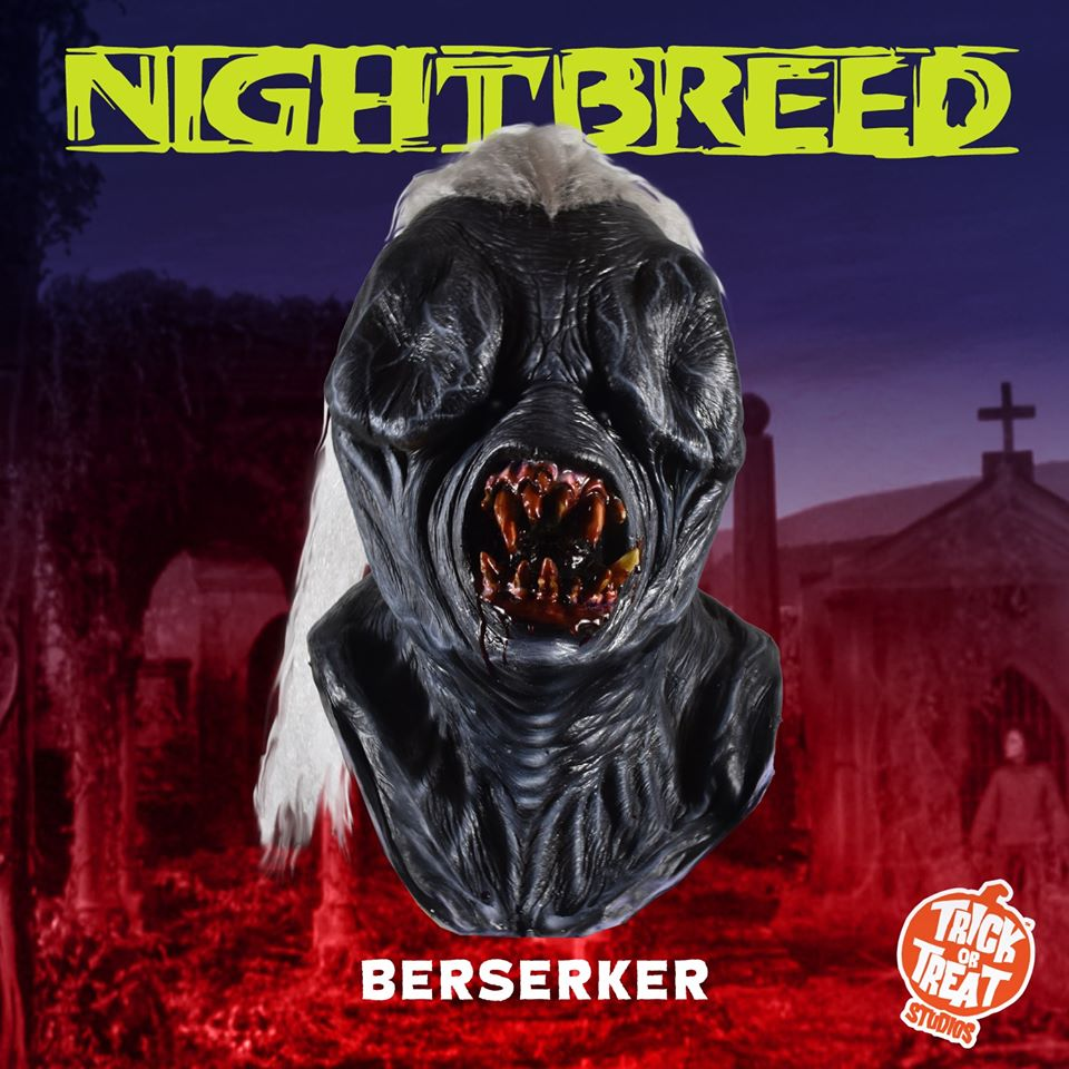 Trick Or Treat Studios Berserker Mask