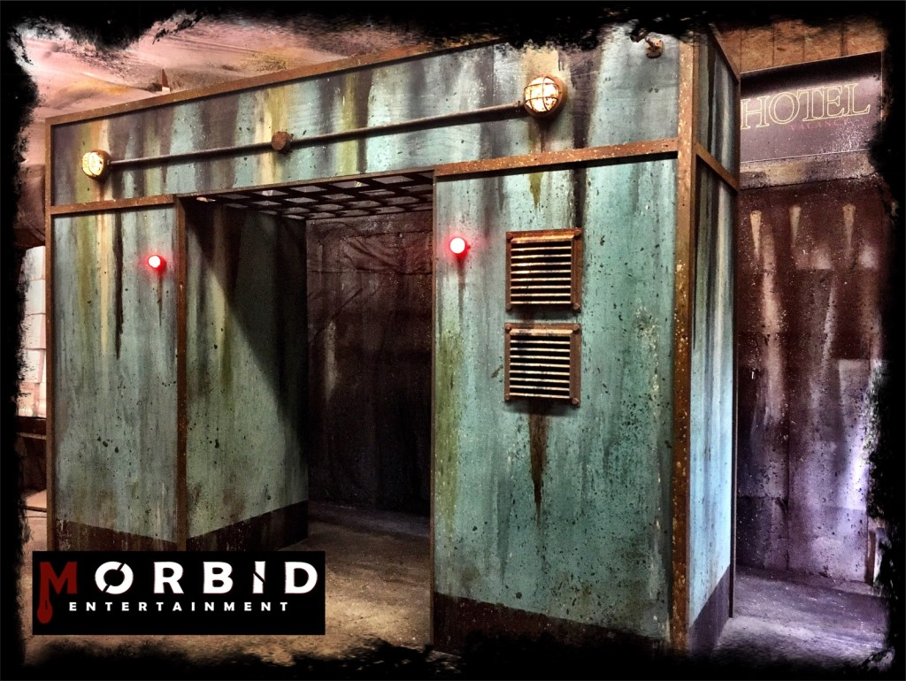 Morbid Entertainment Set Design