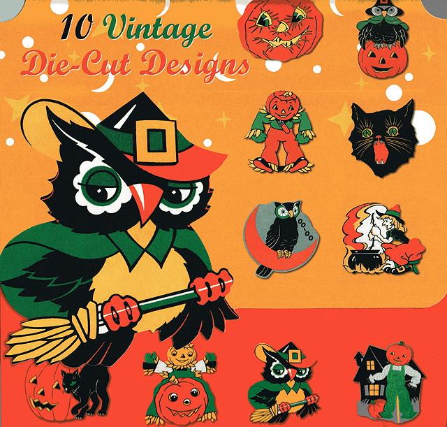 Retroween Halloween Retro Decorations