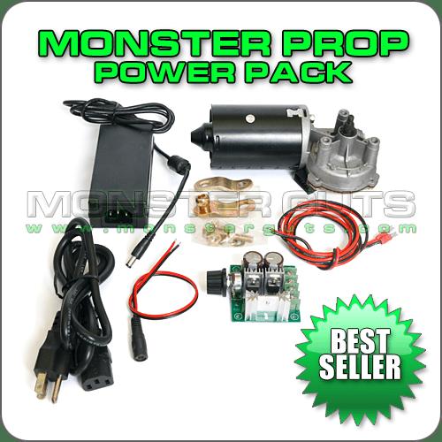 Monster Guts Prop Power Pack Best Seller