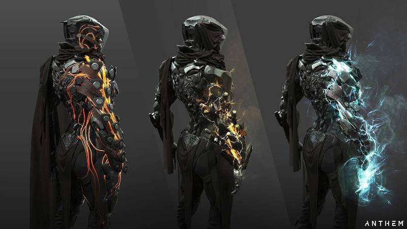 Anthem Update Elemental Abilities New Javelin Class And More