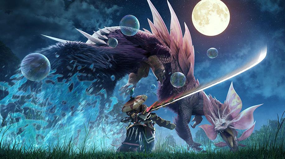 All Monster Hunter Flagship Monsters Hallowpeak Gaming