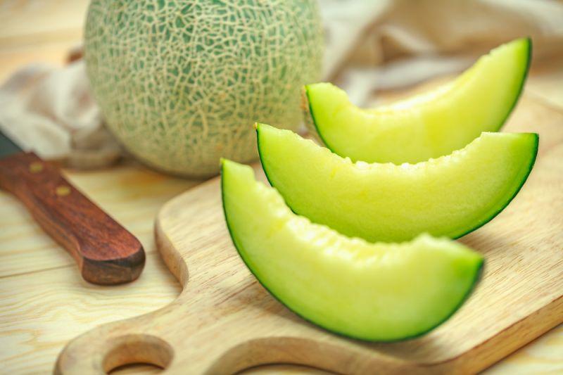Manfaat Buah Melon