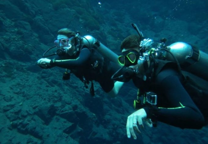 Tips For New Scuba Diving Instructors | Hall's Diving