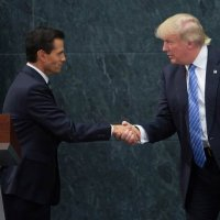 President Donald Trump Announces Sale of California to Mexico - The Art of The Deal