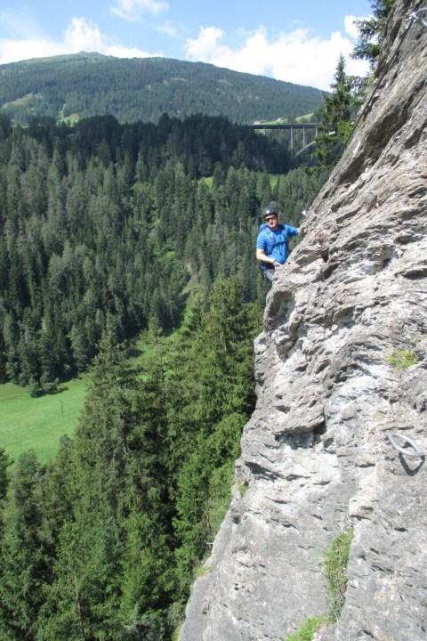 Stafflach Klettersteig (5)