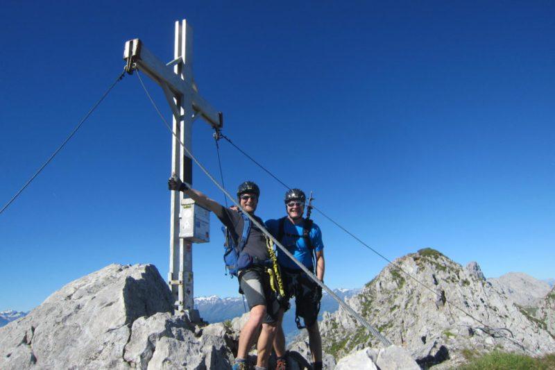 Innsbrucker Klettersteig (18)