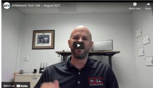 AVNetwork Tech Talk with Ken Eagle