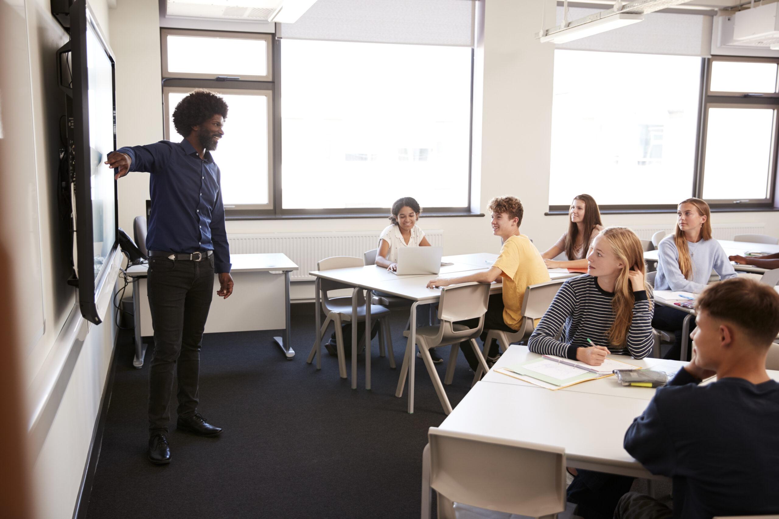 Smart Interactive Classroom