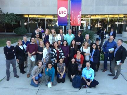 2016 ICHR attendees