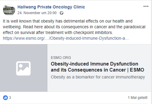 Obesity-induced Immune Dysfunction and its Consequences in Cancer