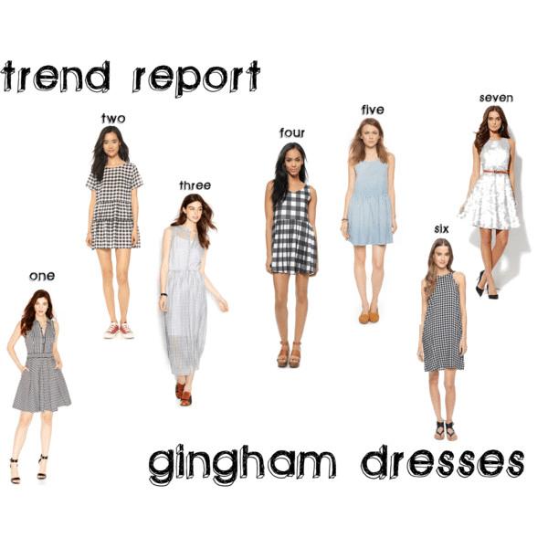 gingham-dresses - 1