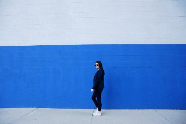 Jeans + Blazer - 1