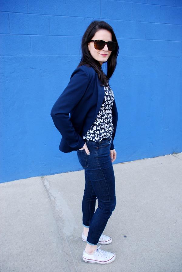 Jeans + Blazer - 5