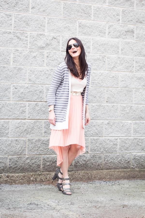 Pink & Gray - 2