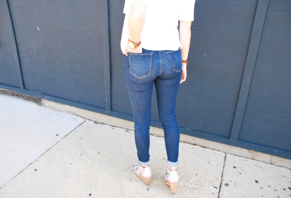 contour jeans