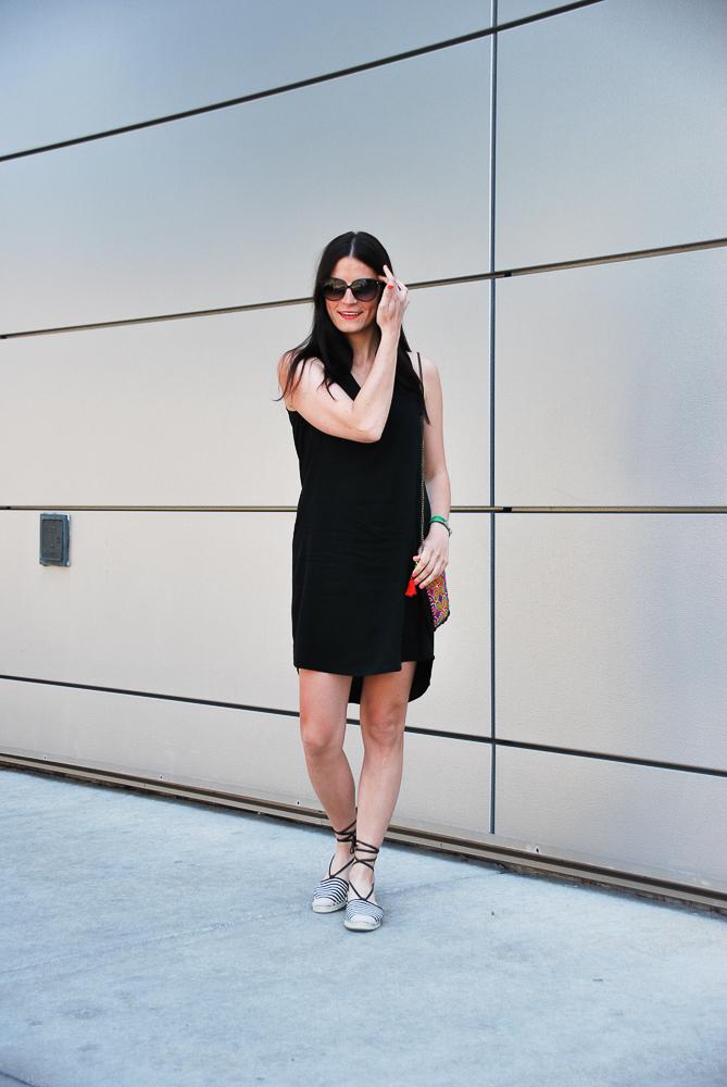 lbd shirt dress