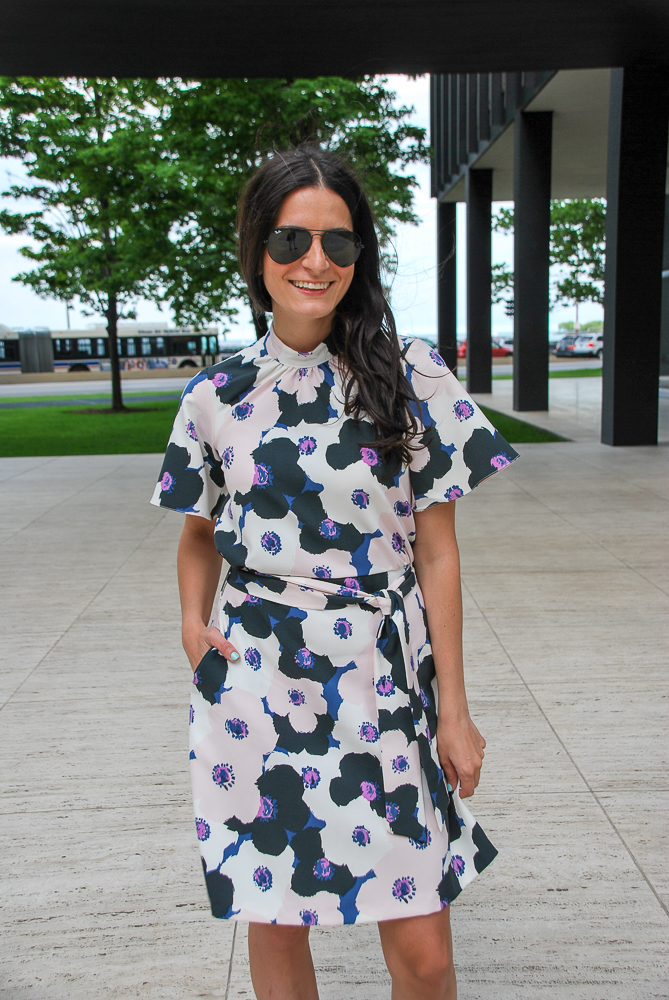 closet london floral dress