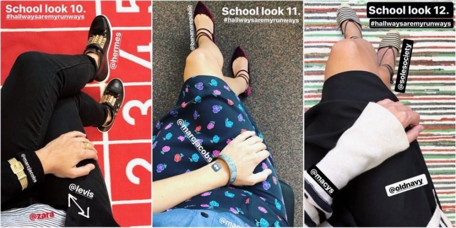 school looks 10-12