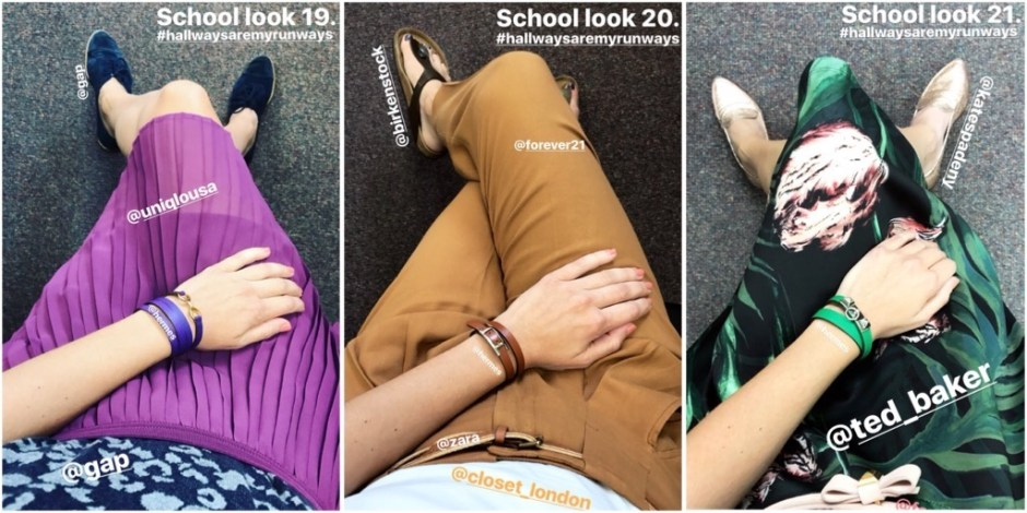 school looks 19-21