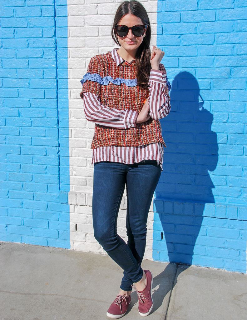 tweed & stripes