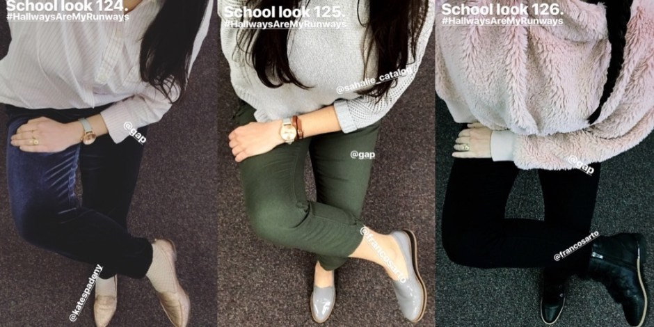 school looks 124-126