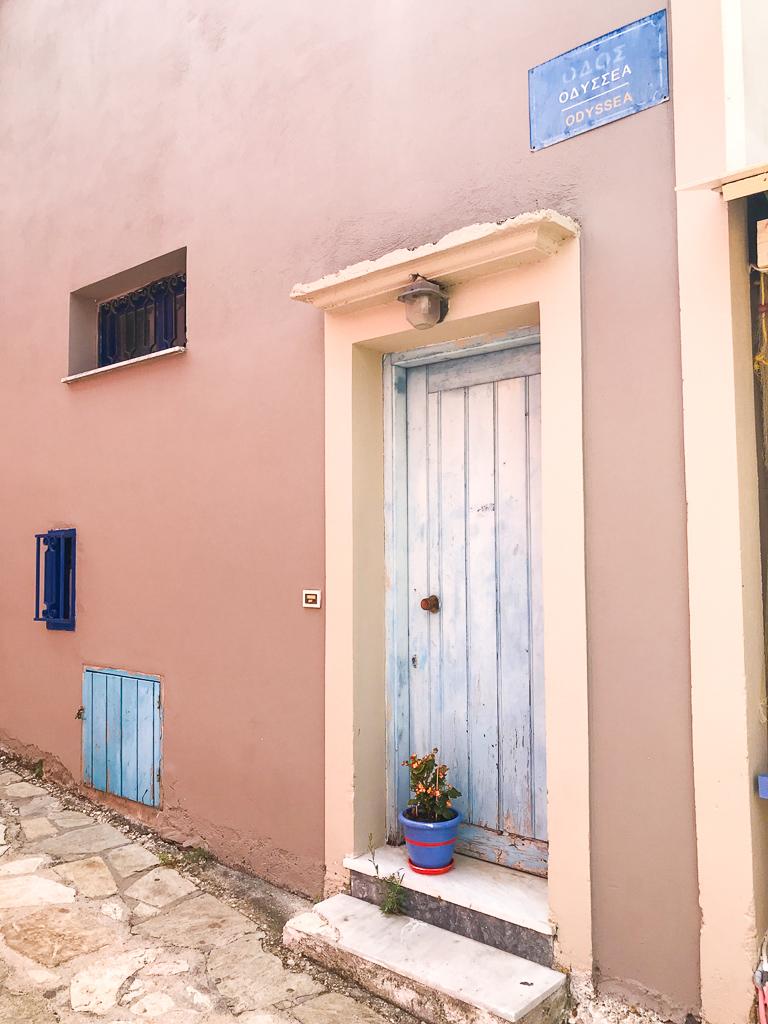 Odyssea Street