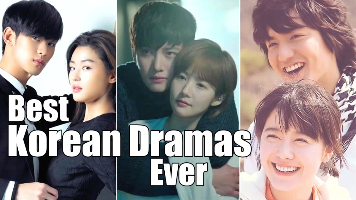 Best Korean Dramas OF ALL TIME [Top 10 List] – Top 5 Fridays