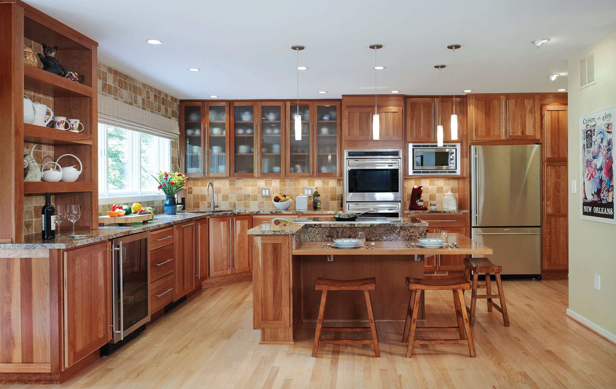 Contemporary Orland Park Kitchen Remodel  Halo
