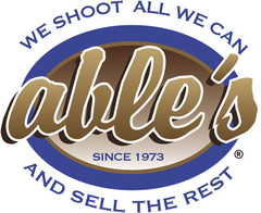 Whether you are searching for deer hunting supplies, duck hunting gear, dove hunting equipment, turkey hunting supplies, or shooting for competition, Able's Hunting Supply has the firearms, ammunition, and discount hunting supplies and shooting supplies you need to succeed. We carry an extensive collection of hunting supplies including shotguns, rifles, pistols, ammunition, knives, hunting optics, hunting & shooting clothing, and tons of hunting accessories to meet all your hunting and shooting needs.
