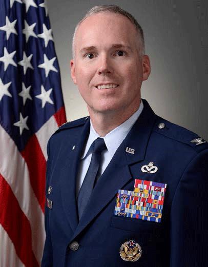 Colonel Michael J. Harner